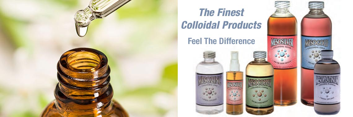 Colloidal Silver home page
